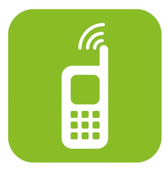 Mobile vert