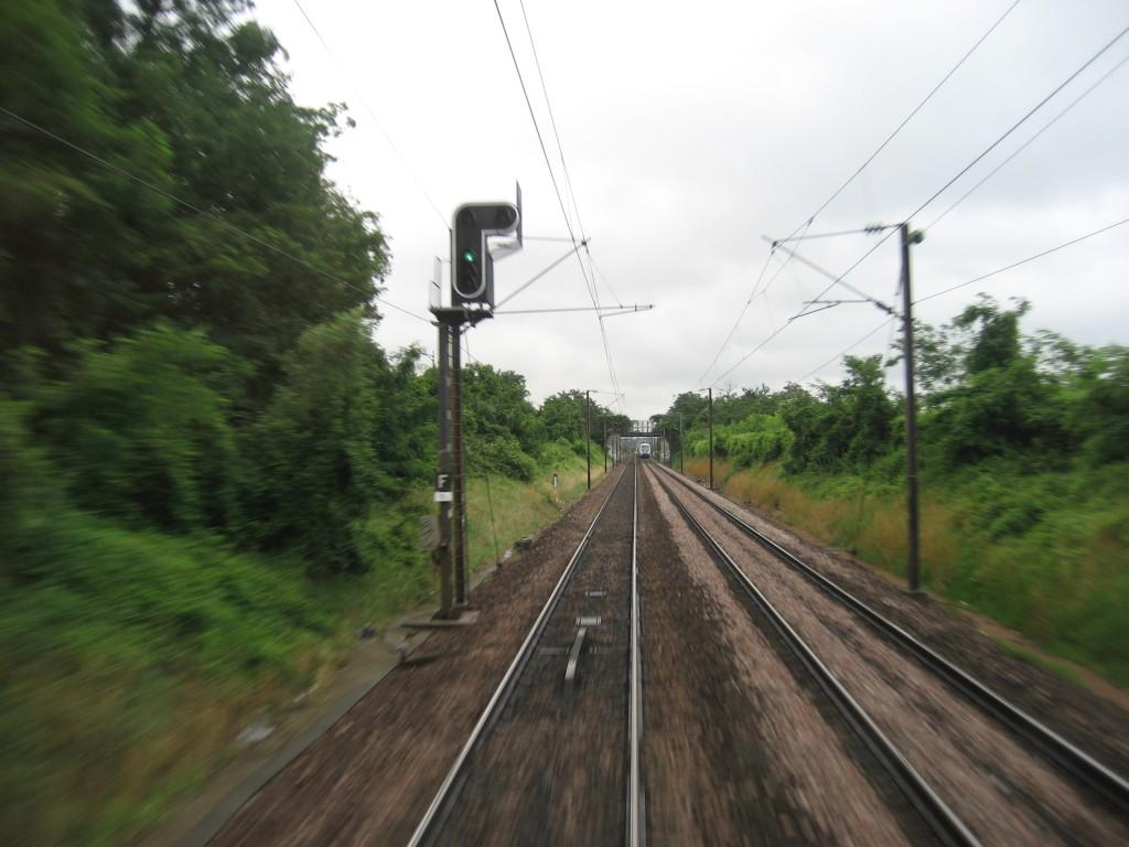 RER E aout 2007