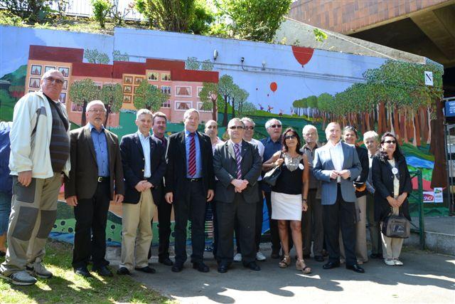 Conseil consultatif du bois Saint-Martin