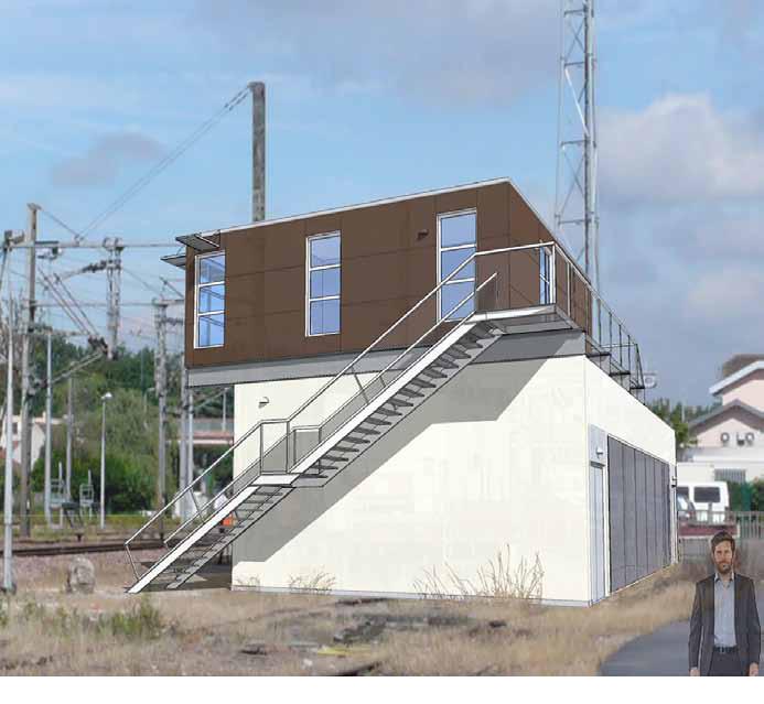 photo du futur Poste d'aiguillage Gretz-Armainvilliers sur le RER E SNCF