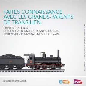 Rosny Rail patrimoine