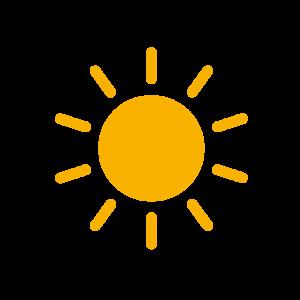 Soleil sncf fortes chaleurs