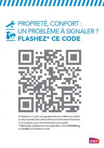 Affiche flashcode